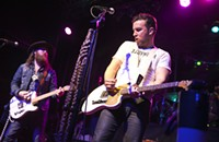 Live review: Brothers Osborne, The Fillmore (1/29/2016)