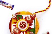 Send Opportune Rakhi and Rakhi Blessing to India Over the Internet