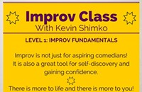 Improv Class With Kevin Shimko