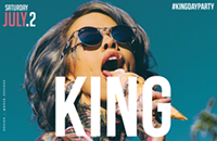 King Day Party - 4th of July Edition