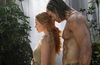 <i>The Legend of Tarzan</i>: Hollywood &amp; Vine