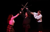 Theater review: <i>[They Fight]</i>