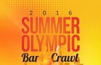 Summer Olympic Bar Crawl