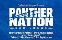 Panther Nation Bar Crawl