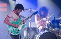 Win tickets to GOD SAVE THE QUEEN CITY featuring Black Pistol Fire!