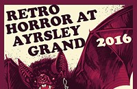 2016 Ayrsley $5 Retro Horror Series