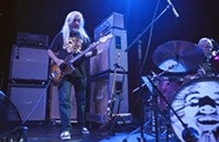 Live review: Dinosaur Jr., Neighborhood Theatre (9/10/2016)