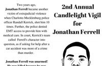 Lunch Break (9/14/16): Vigil planned on 3rd anniversary of Jonathan Ferrell's death; bus window shot out with kids aboard