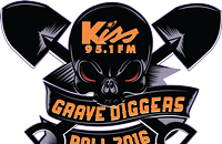 17th Annual Kiss 95.1 Grave Diggers Ball Featuring Afrojack