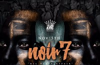 "NOIR VII ""All Black Attire Affair"" @ BOA Urban Garden"