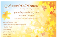 Enchanted Fall Festival