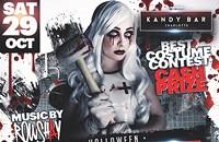 Halloween Party: Insane Asylum
