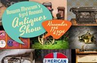 63rd Annual Antiques Show