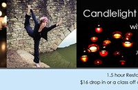 Candlelight Yin with CJ Lawing
