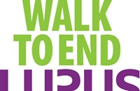 Lupus Walk Kickoff Rally