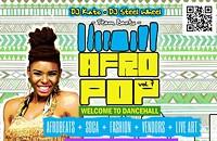 AfroPop! Charlotte Vol. 8: Afrobeats, Soca, Fashion & Vendors