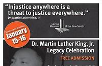 Dr. Martin Luther King Jr. Day Legacy Celebration