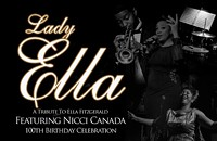 Lady Ella - Tribute To Ella Fitzgerald