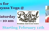 Vinyasa Yoga at The Pearl