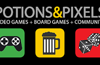 POTIONS & PIXELS - February 19th at Draught