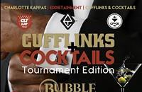 CUFFLINKS & COCKTAILS {Charlotte Kappas & Eddietainment} DJ Skillz