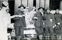 A Century of Helping Hands: 100th Anniversary of Mecklenburg Red Cross