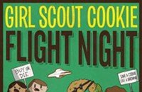 Flying Saucer's Girl Scout Cookie Flight Night