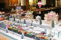 Exhibit Sneak Peek: Toys, Games, & Trains!
