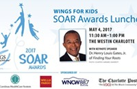 The WINGS Charlotte SOAR Awards Luncheon
