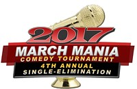 March Mania Comedy Tournament
