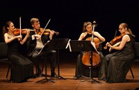 WDAV's Young Chamber Musicians Competition