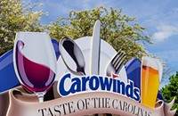 Taste of the Carolinas at Carowinds