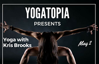 Yoga at the Oak Room