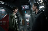 <i>Alien: Covenant</i>: Satisfying sci-fi