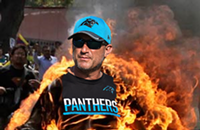 Pissed Off Panthers Fans Want to Fly Mike Shula Out of Town