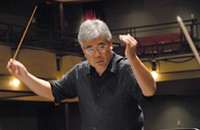 Alan Yamamoto Marshals Troops for 'War Requiem'
