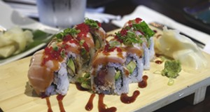 Find your favorite Japanese dish at Yume Ramen Sushi & Bar