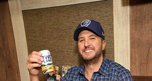 Luke Bryan and Constellation Brands Introduce Two Lane American Golden Lager