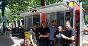 Pakistani-Dominican Family Brings Halal Cart to the Center of Charlotte