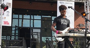 Charlotte's First Black Alternative Music Festival Rocked Camp North End