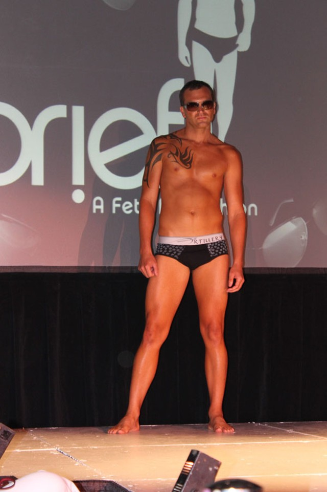 Brief: A Fete for Fashion 2012