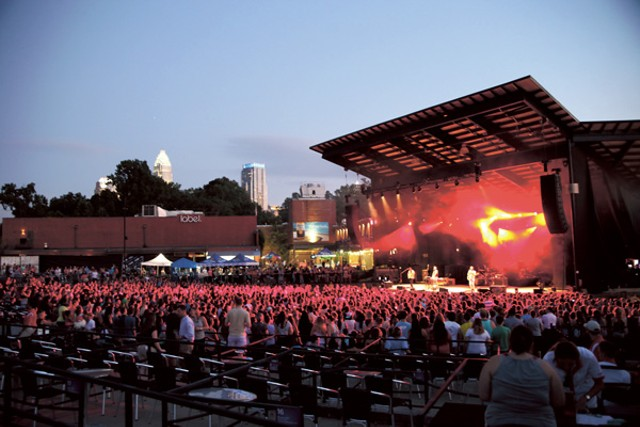 11 must see outdoor concerts in charlotte features creative loafing charlotte. Black Bedroom Furniture Sets. Home Design Ideas