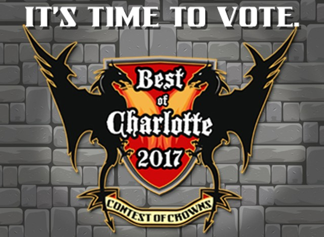 Best Of Charlotte Voting Creative Loafing Charlotte
