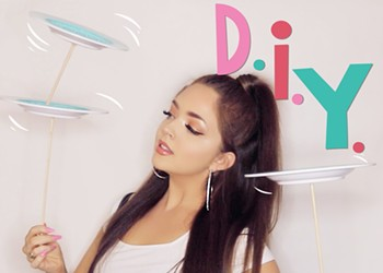 "Olivia King's Debut Album ""D.I.Y."" available NOW"