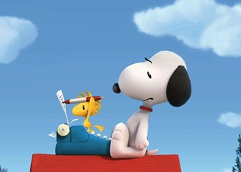 <i>Cowboy</i>, <i>The Peanuts Movie</i>, <i>Room</i> among new home entertainment titles