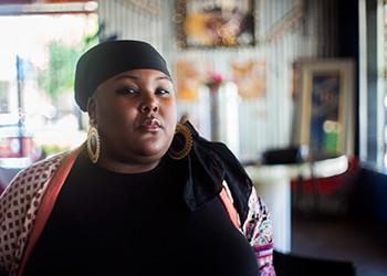 Muslim in Charlotte: Artist/activist Hannah Hassan
