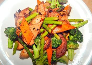 Popular Chinese Restaurant Ma Ma Wok Goes All-Veg