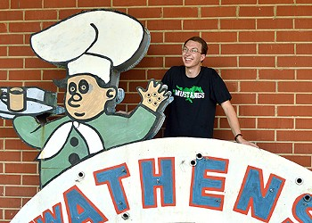 Christopher Lawing's Book of Charlotte's Iconic Signs Hits Shelves