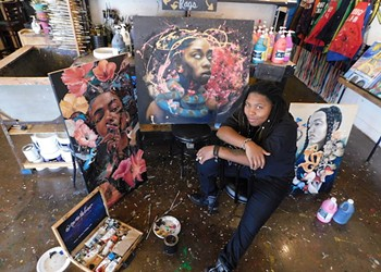 Rising Artist Sloane Siobhan Maps Black Girl Magic