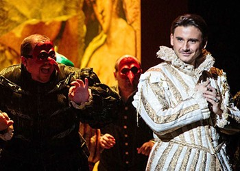 Operatic Abuse in 'Rigoletto' Confronts the #MeToo Generation